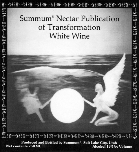 Transformation Nectar Label